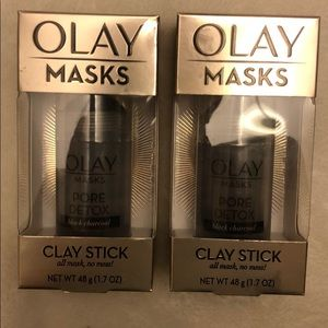 (2) Olay Pore Detox Mask-Offer/Bundle to Save
